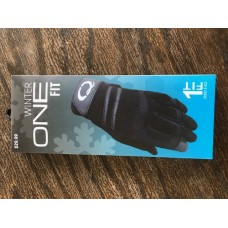 WINTER ONE FIT GOLF GLOVES (PAIR)