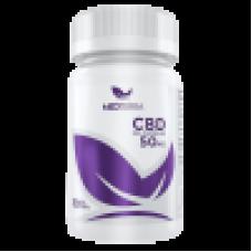 CBD Gel Capsules 50 Mg